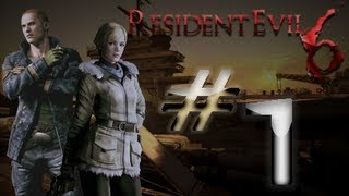 Resident Evil 6 Detonado (Walkthrough) Jake Parte 1 HD O