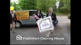 Publisher's Clearing House 2-28-14