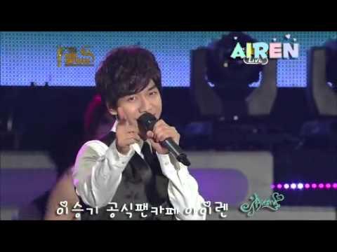 12 01 19 Seoul Music Awards Cut    Lee Seung Gi   Everything Lee Seung Gi