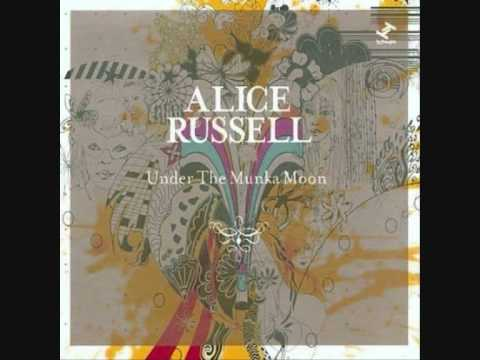 Alice Russell - Take Your Time Change Your Mind