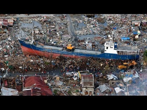 PHILIPPINES Most!! CALAMITIES Worldwide: WHY??
