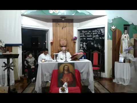 Santa Missa | 24.06.2020 | Quarta-feira | Padre José Sometti | ANSPAZ