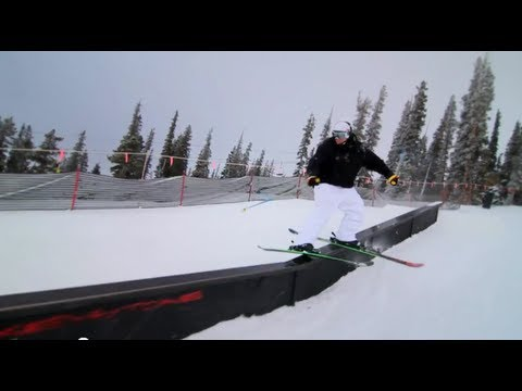 Bobby's Life - PREMIERE Skiing Breckenridge before opening