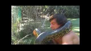 Tarzan Vs Anaconda Making Part 4
