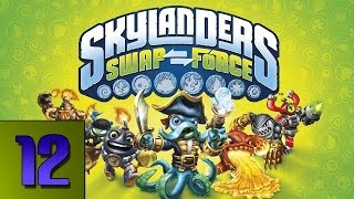 Skylanders Swap Force Gameplay: Iron Jaw Gulch Part 12