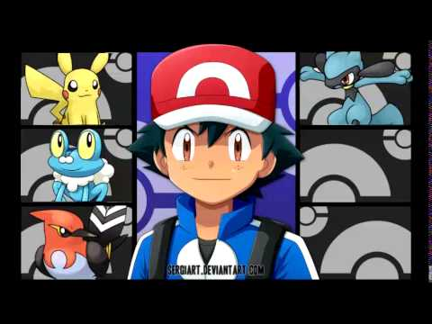 Ash's Kalos Team Prediction