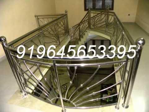 Steel Railings And Charupadi Picture