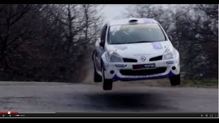 Vidéo Rallye du Pays du Gier 2014