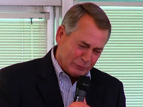 Boehner mocks GOP for inaction on immigration