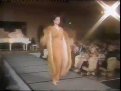 Nolan Miller Fashion Extravaganza