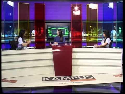 Erciyes Transplant Merkezi - Kampüs TV Söyleşi