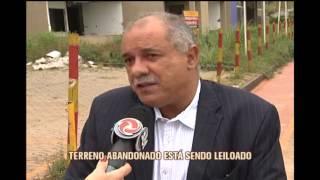Prefeitura quer vender terreno que seria pra�a