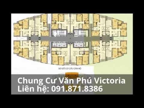 Bán Chung Cư Văn Phú Victoria Hà Đông bán CC giá rẻ