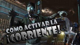 Zombies Tranzit Black Ops 2 Como Activar La Corriente