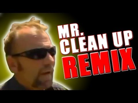 Mr Clean Up