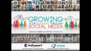 Growing Your Business Through Social Media Webinar