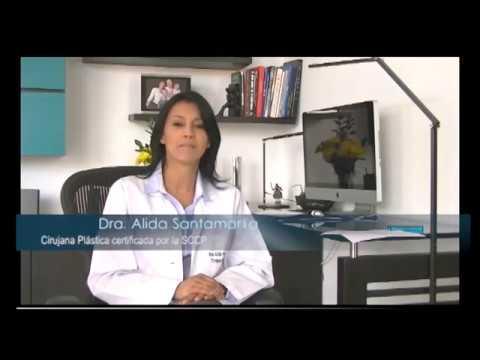 Cirujana Plastica Especialista en Cirugía Plástica estética para mujeres en Bogota