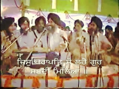 You Can't Miss This Kirtan -Bhai Tejinderpal Singh Ji Dulla
