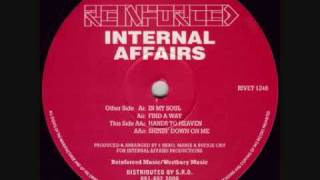 Goldie & 4 Hero (Internal Affairs) - Hands To Heaven view on youtube.com tube online.