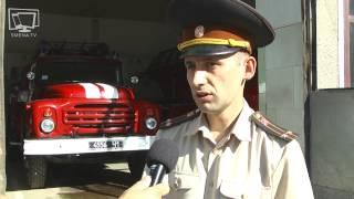"Подробности пожара на ПАО ""Концерн Стирол"""