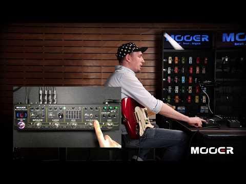 Mooer Black Truck Multi-Effects Pedal Unit