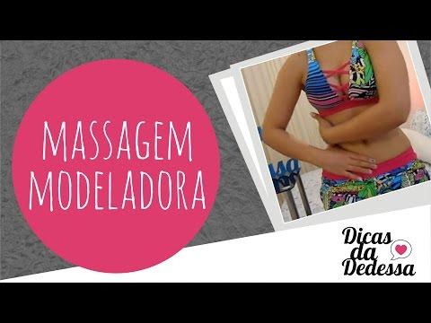Dicas Da Dedessa - Auto-Massagem Modeladora