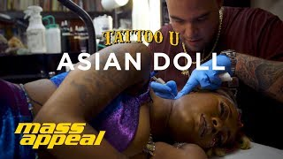 Tattoo U with Asian Doll | Mass Appeal