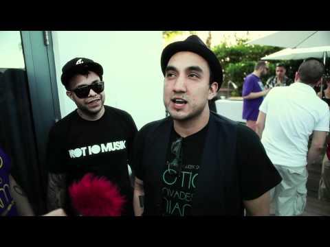 Electro Wars Interviews: Kid Cedek, Mr. Vega, & Etc! Etc! at Ultra Music Week Miami 2011