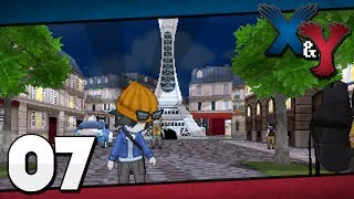 Pokémon X And Y Episode 7 Exploring Lumiose City