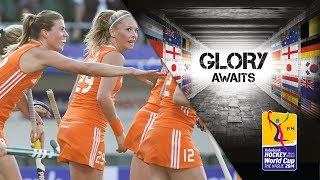 Netherlands Vs Argentina Women's Rabobank Hockey World