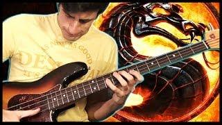Mortal Kombat Meets Bass