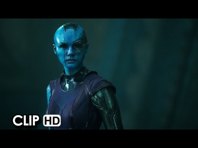 Guardians of the Galaxy Official Movie Clip #2 - I have a Plan (2014) HD