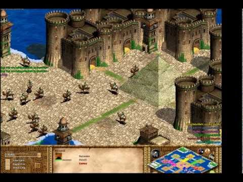 Age of empires 2-The defeat of the global power
