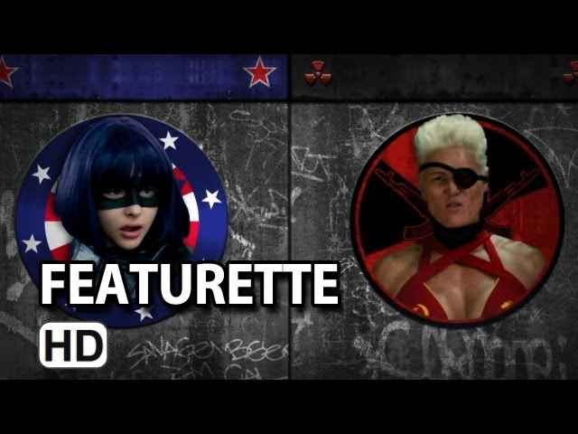 Kick-Ass 2 - Hit Girl vs. Mother Russia Red Band Featurette (HD) Chloe Moretz