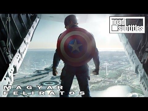 Amerika Kapitány: A tél katonája [2014]