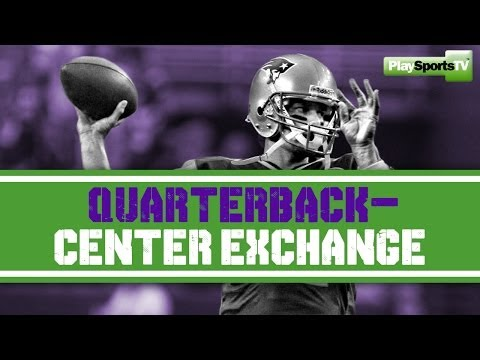 Football Tips: Quarterback-Center Exchange