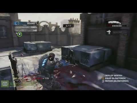 GEARS OF WAR Judgment - E3 2012 First Gameplay (Preview) | HD