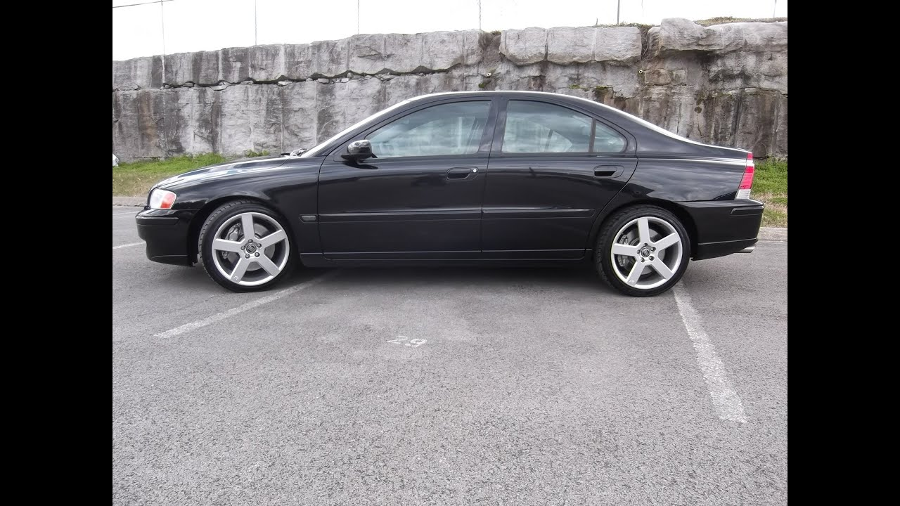 sold 2005 volvo s60 r awd 2 5 300hp 48k black saphire at ford of murfreesboro 888 439 1265. Black Bedroom Furniture Sets. Home Design Ideas