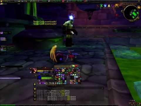 Warlock solo Thaddius (Naxx10)