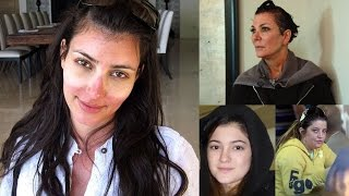 All Kardashians without Makeup