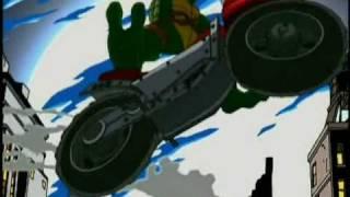 As Tartarugas Mutantes Ninja Serie 5 Abertura Opening