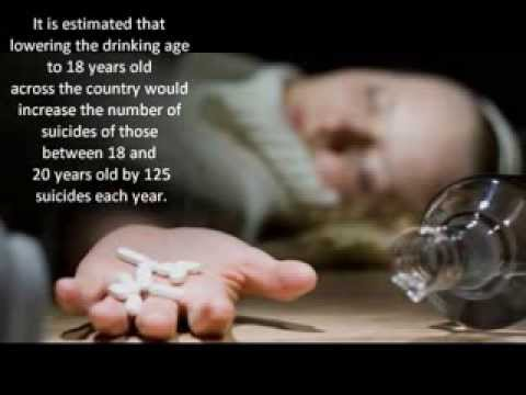 against lowering drinking age List of cons of lowering the drinking age 1 health repercussions an mlda of 18 is widely considered medically irresponsible alcohol consumption at an early age can result in various health problems, what with the substance.