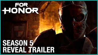 FOR HONOR - Season 5 Reveal Trailer
