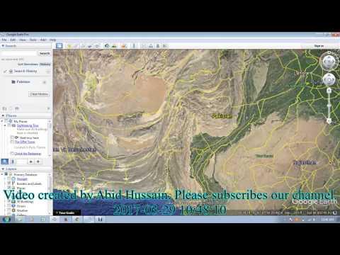 Learn Google Earth Pro