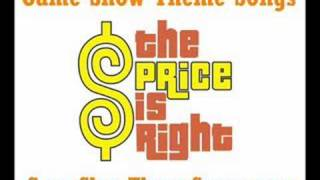 Price Is Right Theme Song Game Show Theme Songs
