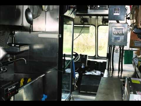 Used Mobile Kitchen Van For Sale Youtube
