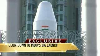 India's Big Launch: The Countdown Begins