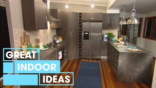 Modern DIY Kitchen Makeover | Indoor | Great Home Ideas