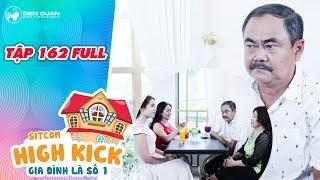 Gia đình là số 1 sitcom | Tập 162 full:Ông nội hoảng hốt với khả năng giao tiếp Tiếng Anh của bà nội