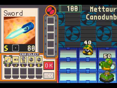 Megaman Battle Network 2 - Megaman Battle Network 2 BLIND (01) - User video